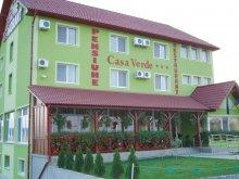 Pensiune Sânpetru German, Pensiunea Casa Verde