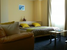 Hotel Kapruca (Căpruța), Hotel Pacific