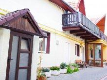 Casă de vacanță Valea Dobârlăului, Casa Vacanza