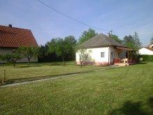 Vilă Balatonfenyves, Vila Rózsika