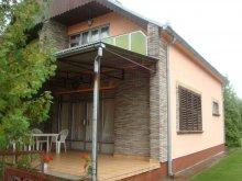 Nyaraló Balatonberény, Balatoni önálló nyaralóház 6 főre (MA-02)
