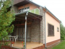 Nyaraló Liszó, Balatoni önálló nyaralóház 6 főre (MA-02)