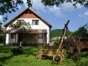 Accommodation Praid Damarisz Guesthouse