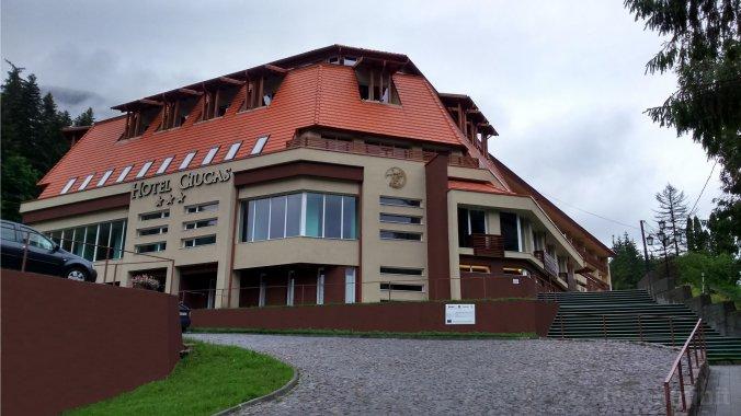 Ciucaș Hotel Băile Tușnad