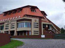 Hotel Homoróddaróc (Drăușeni), Csukás Hotel