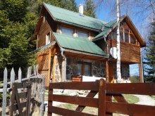 Cabană Satu Nou (Pârgărești), Casa Fodor