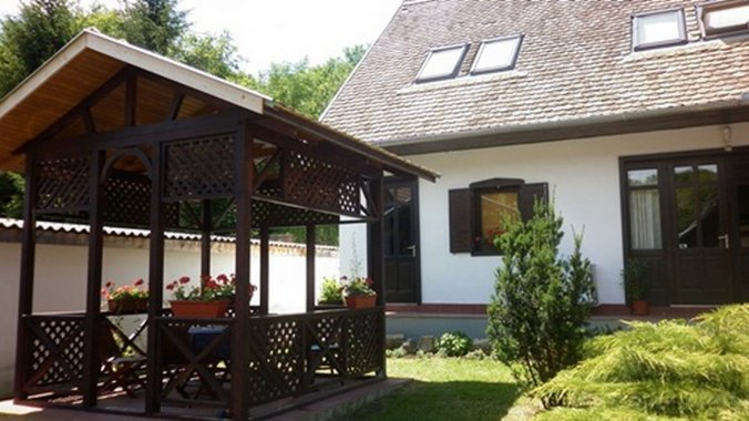 Forrás Guesthouse Szálka