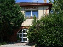 Casă de oaspeți Szigetszentmárton, Casa Fontana