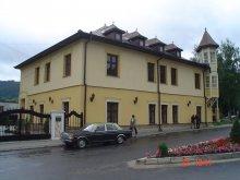 Panzió Borgótiha (Tiha Bârgăului), Iris Panzió