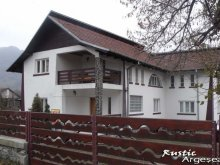 Pensiune Gruiu (Nucșoara), Pensiunea Rustic Argeșean