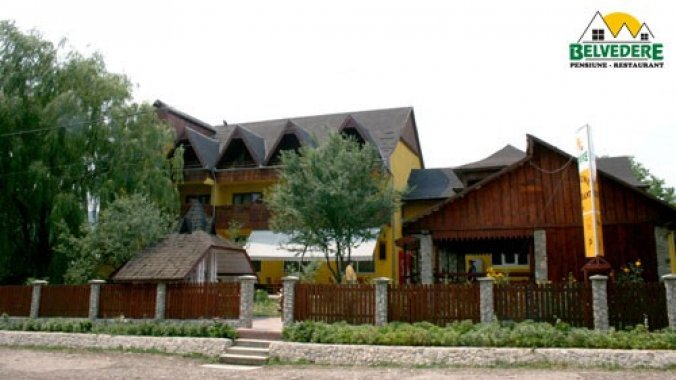 Belvedere Guesthouse Târgu Neamț