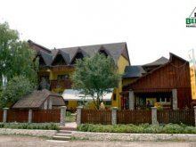 Pensiune Marginea (Buhuși), Pensiunea Belvedere