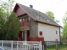Casă de vacanță Vonyarcvashegy, Casă-Apartament Szabó Sándorné