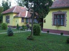 Casă de oaspeți Cserkeszőlő, Casa de oaspeți Fácános