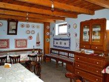Accommodation Dealu Negru, Kékszilva Guesthouse