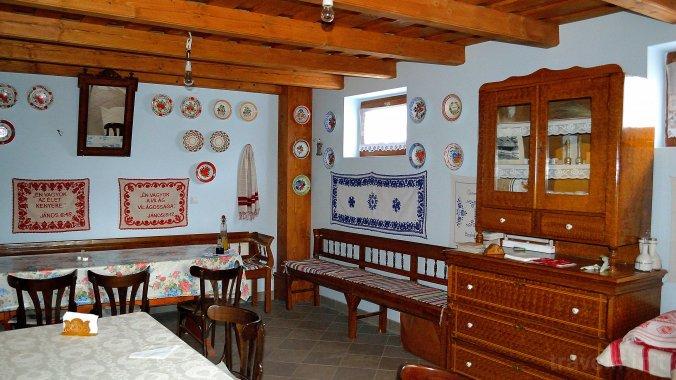 Kékszilva Guesthouse Sâncraiu