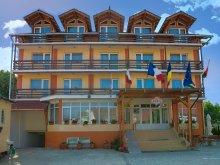 Hotel Meggykerék (Meșcreac), Éden Hotel