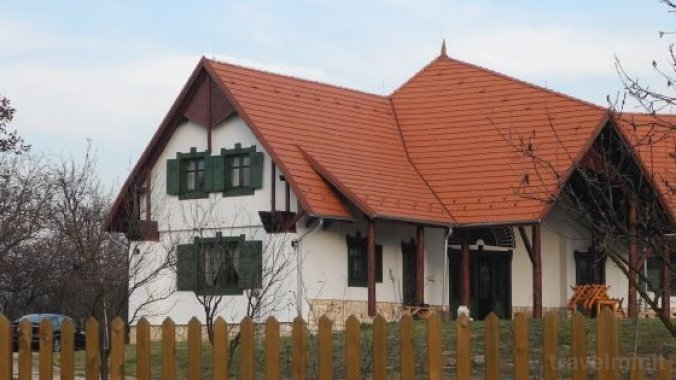 Casa de oaspeți Pávatollas Stana