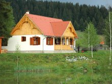 Kulcsosház Borgótiha (Tiha Bârgăului), Halastó Kulcsosház