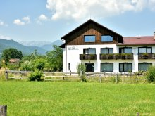 Villa Retevoiești, Serena Panzió