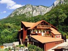 Pensiune Valea Bolvașnița, Pensiunea El Plazza