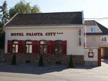 Accommodation Püspökszilágy, Hotel Palota City