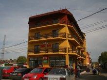 Motel Sólyomkővár (Șinteu), Stil Motel