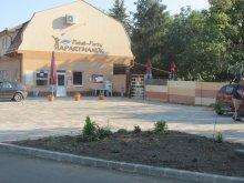 Cazare Tiszakeszi, Apartamente Patak-Party