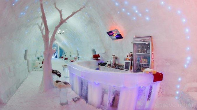Hotel of Ice Cârțișoara