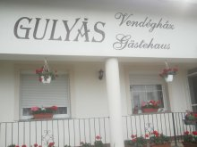 Casă de oaspeți Szombathely, Casa de oaspeți Gulyás