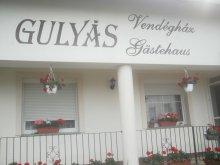 Cazare Horvátzsidány, Casa de oaspeți Gulyás