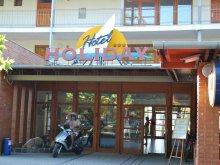 Hotel Vászoly, Hotel Holiday