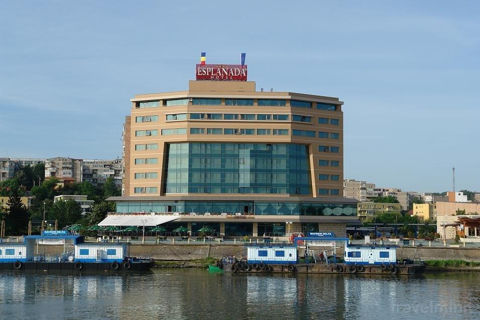 Esplanada Hotel Tulcea Travelminit Com