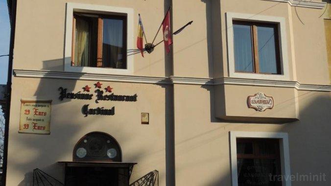 Pensiunea Cardinal Sibiu