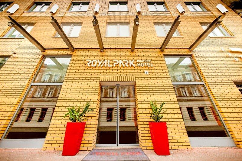Royal Park Boutique Hotel Budapest Hungary