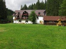 Kulcsosház Újfalu (Satu Nou (Pârgărești)), Hartagu Kulcsosház