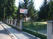 Hostel Vaspör-Velence, Tabără de tineret - Forest School