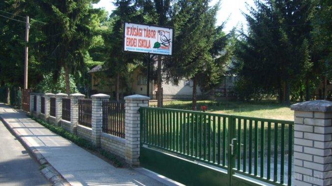 Youth Camp - Forest School Balatonberény
