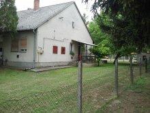Casă de vacanță Vonyarcvashegy, Casa de vacanță Kerékpárbarát