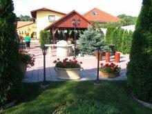 Pensiune Tordas, Casa de oaspeți Halász
