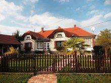 Accommodation Látrány, Gorza Guesthouse