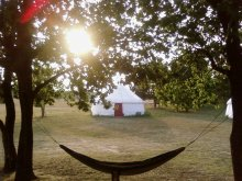 Camping Békésszentandrás, Yurt Camp