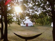 Camping Cserkeszőlő, Yurt Camp