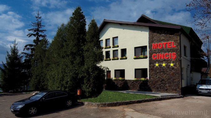 Motel Cincis Teliucu Inferior