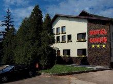 Szállás Zăgujeni, Cincis Motel