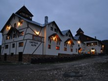 Pensiune Cladova, Pensiunea Castelul Alpin