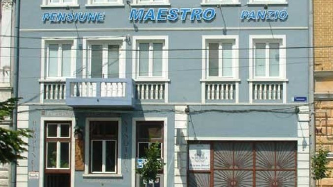 Maestro Guesthouse Odorheiu Secuiesc