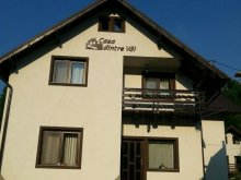 Vacation home Prislopu Mic, Casa Dintre Văi Guesthouse