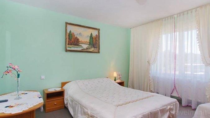 Motel Evrica Costești