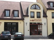 Hotel Parádsasvár, Park Hotel Minaret